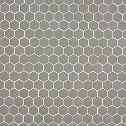 Stone - 560 hexagonal | Glass mosaics | Hisbalit