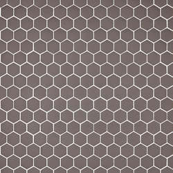 Stone - 563 hexagonal | Glass mosaics | Hisbalit