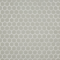 Stone - 567 hexagonal | Mosaïques verre | Hisbalit