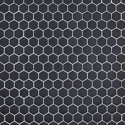 Stone - 564 hexagonal | Mosaicos de vidrio | Hisbalit