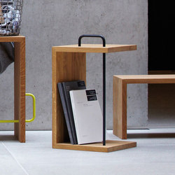 Anton footstool | Side tables | jankurtz
