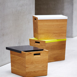 Amelie chest | Storage boxes | jankurtz