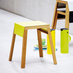 Aino stackable stool | Stools | jankurtz