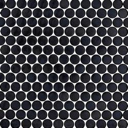 Unicolor - 101 rotondo | Mosaicos de vidrio | Hisbalit