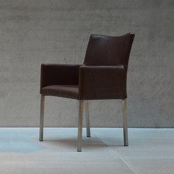 Augus armchair | Sièges visiteurs / d'appoint | jankurtz