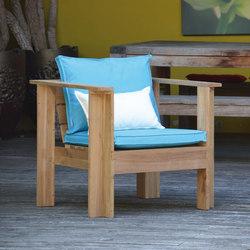 Batten armchair | Poltrone da giardino | jankurtz
