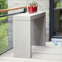 Beton console table | Console tables | jankurtz