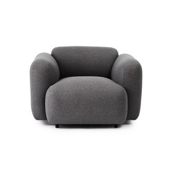 Swell Armchair | Lounge chairs | Normann Copenhagen