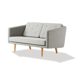 No. 1 | Lounge sofas | Fredericia Furniture
