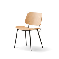 Søborg Steel Base | Chairs | Fredericia Furniture