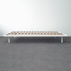 Basic Bed | Lattenroste / Bettgestelle | Atelier Alinea