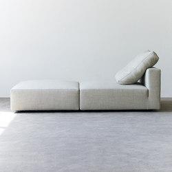 Deep | Chaise longues | Atelier Alinea