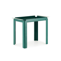 Box großer Tisch | Side tables | Normann Copenhagen