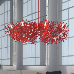 Supercoral 8l | Lampadari da soffitto | Lumen Center Italia