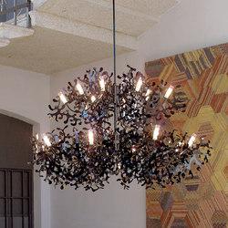 Supercoral 16l | Lampadari da soffitto | Lumen Center Italia
