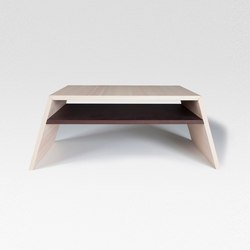 16:9 Coffee table | Small | Coffee tables | Trentino Wood & Design