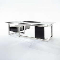Vara desk | Executive desks | Tecno