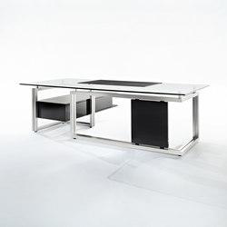 Vara desk | Direktionstische | Tecno
