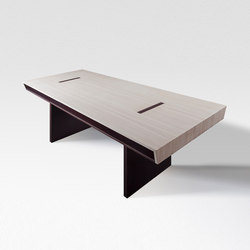 Double High table | Dining tables | Trentino Wood & Design