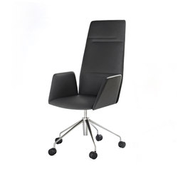 Vela Executive high-backrest chair | Chairs | Tecno