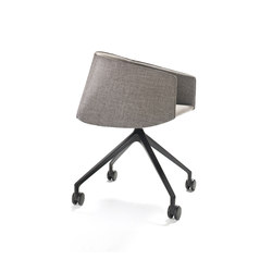 Plau chair | Visitors chairs / Side chairs | Tecno