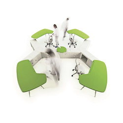 Beta duepuntozero | Desking systems | Tecno