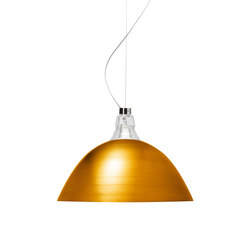 Bell suspension | Suspended lights | Diesel with Foscarini