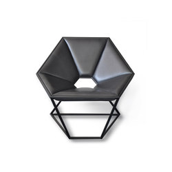 Hexa | Lounge chairs | Amura