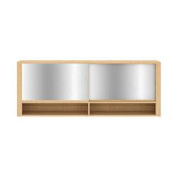 Shadow mirror cabinet | Spiegelschränke | Ethnicraft