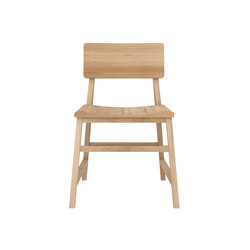 Oak N1 Chair | Restaurantstühle | Ethnicraft