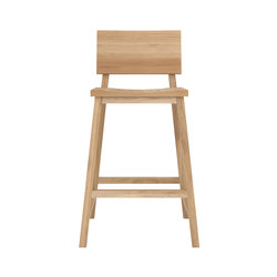 Oak N3 Chair | Bar stools | Ethnicraft