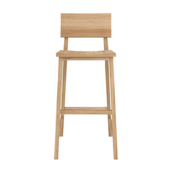 Oak N4 Chair | Bar stools | Ethnicraft