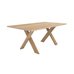 Oak Pettersson dining table | Tables de restaurant | Ethnicraft