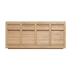 Oak Flat sideboard | Credenze | Ethnicraft
