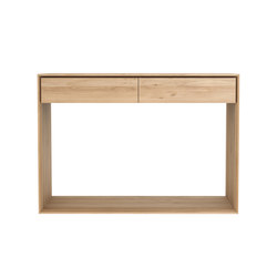 Oak Nordic console | Console tables | Ethnicraft