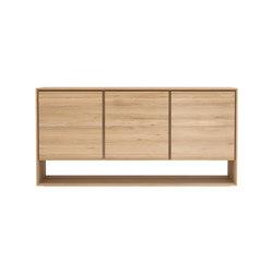Oak Nordic sideboard | Buffets | Ethnicraft