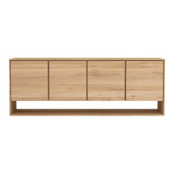 Oak Nordic sideboard | Sideboards | Ethnicraft
