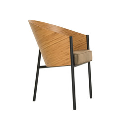 Costes easychair bamboo | Visitors chairs / Side chairs | Driade