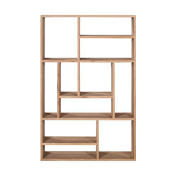 Oak M-Rack small | Shelving systems | Ethnicraft