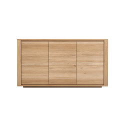 Oak Shadow sideboard | Sideboards | Ethnicraft