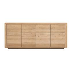 Oak Shadow sideboard | Sideboards | Ethnicraft