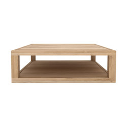 Oak Duplex coffee table | Lounge tables | Ethnicraft