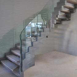 Cobra Silver   Staircase systems   Siller Treppen