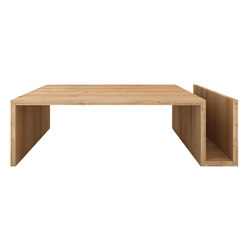 Oak Naomi coffee table | Revisteros | Ethnicraft