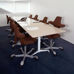 Genese Conference table | Mesas de conferencias | Holmris Office