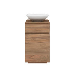 Square Base unit | Meubles sous-lavabo | Ethnicraft