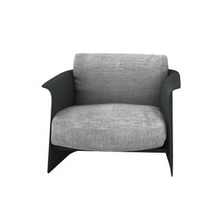 Garçonne armchair | Lounge chairs | Driade