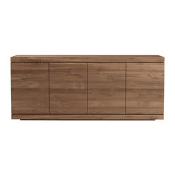 Teak Burger sideboard | Sideboards | Ethnicraft