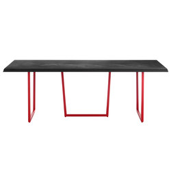 Gazelle writing desk | Escritorios individuales | Driade
