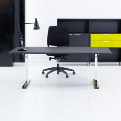 Q20 Desk | Einzeltische | Holmris Office